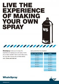Kreieren Sie Ihr eigenes Spray