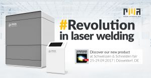 #Revolution in laser welding - RMA sp. z o.o.