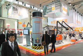Remove welding fumes and cutting dust: KEMPER further develops extraction technology