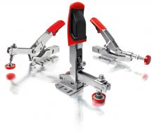 5 years of STC self-adjusting toggle clamps from BESSEY
