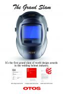 AEGIS: The Auto-Darkening Welding Helmet