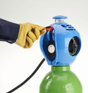 Air Liquide launches the next-generation built-in regulator for gas cylinders