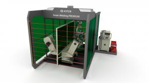 ASTOR Green Welding: Automatiesierungslösungen für robotergestützes Schweißen
