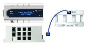 Abgangskreis-Leistungsmesser EasyModular Multi-GEM