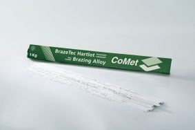 BrazeTec CoMet – Brazing Rods, Cadmium Free & Flux Coated