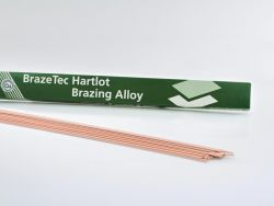 BrazeTec Brazing Alloys for Copper and Copper Based Materials