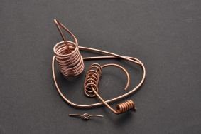 Copper-Phos flex wires