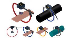 Flexible Rogowski-Stromsensoren der JRFS Serie