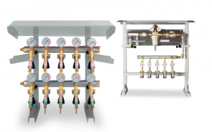 IBEDA Gas manifold systems