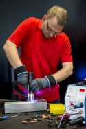 Mobile, powerful and energy-efficient welding technology