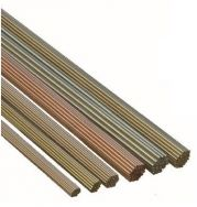 Nickel Silver (Flux-Coated & Bare) Filler Metal
