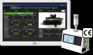 Echtzeit-Schweißqualitätsüberwachung (WET-3000A (ARC) / 4000S (SPOT) / 3000T (WIG)