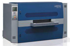 SBM-XL G2S2 - Entgraten und Kantenverrunden von laser-, plasma- und autogengeschnittenen Werkstücken