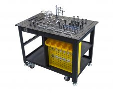 The NEW Rhino Cart™ Modular Fixturing Station