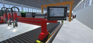 Virtueller Maschinensimulator E°SIM CUT