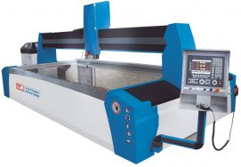 Water-Jet 3020 - Gantry-Type Water-jet Cutter System