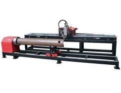 XG-300J CNC pipe profiling and plate cutting machine three axis