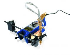 ZINSER Favorit I and Favorit II - Portable flame cutting machine