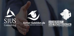SIUS Consulting / Sicher-Gebildet.de / SICHERHEIT. Das Fachmagazin.