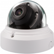 AI HD IR DOME NETWORK CAMERA