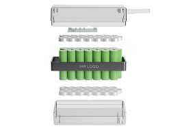 Custom-built battery packs