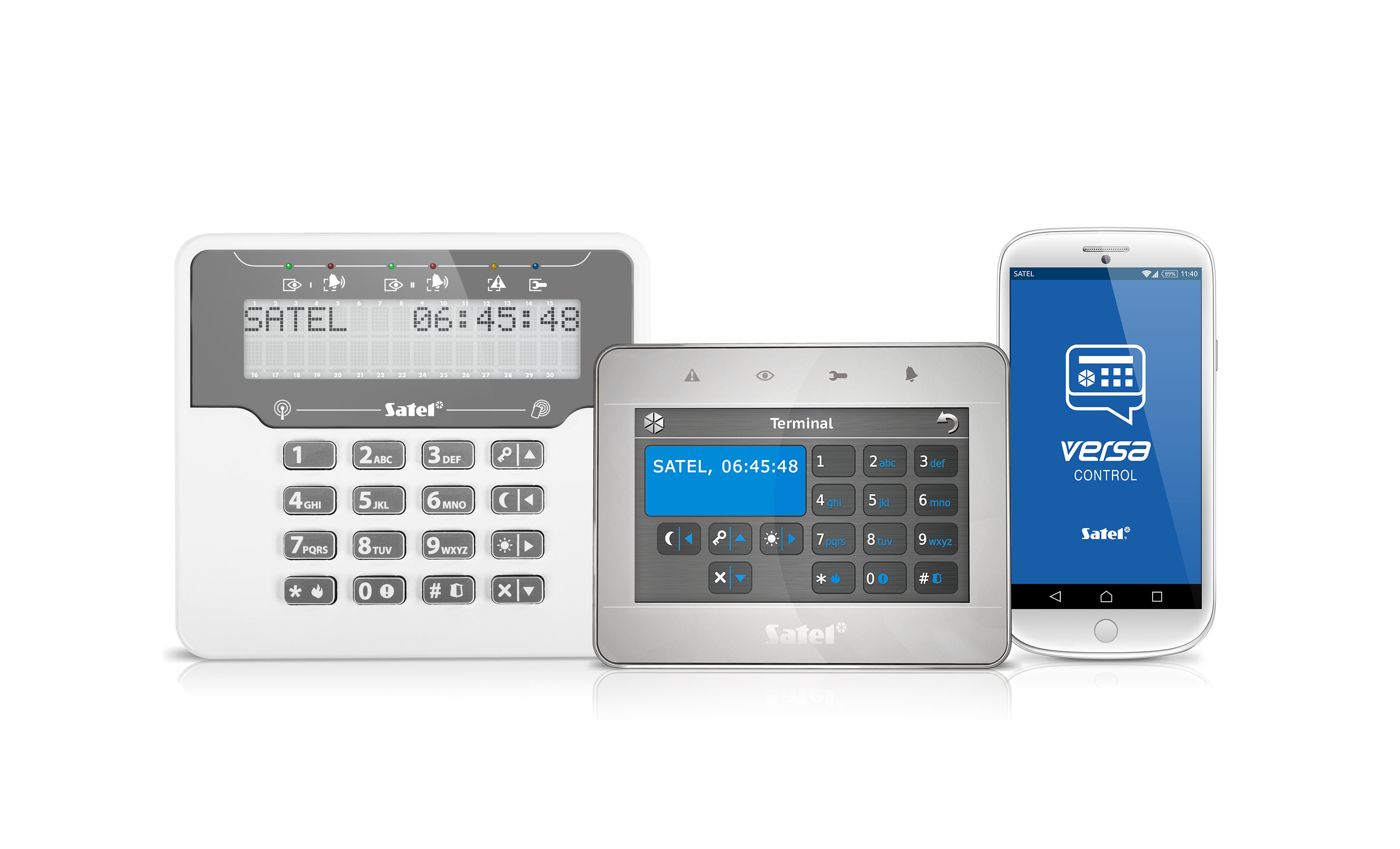 Exhibitor Satel Sp Z O Security Essen Dooropening Alarm Using Hall Sensor Electronics For You System Versa