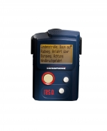 Alarmierung mit Rückmeldung: Paging und GSM in einem Gerät  - RES.Q