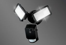 AR5- An Innovative Floodlight Security Camera with Fast Recognition Technologies