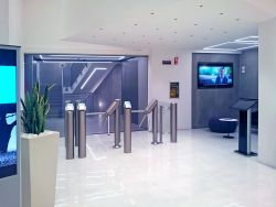BAR Tripod Turnstiles