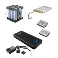 Batterie-Lösungen und Frequenzbauteile von Jauch