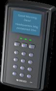 Biometrische Zutrittslösung - Bluetooth Low Energy BLE Leser - RFID Leser - NFC