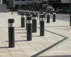 Bollards - Static, Fixed, Removeable