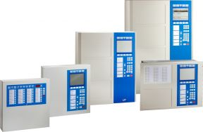 Fire Detection Control Panels Series BC600