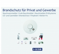 Brandschutz für Privat und Gewerbe