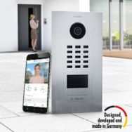 DoorBird IP Video Türstation D2101V / D2102V / D2103V