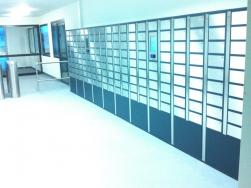 Elektronische Schlüsselverwaltung und Schließfachanlagen