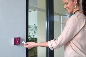 Electronic access control from Datafox