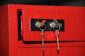 F.R. Safe Deposit Lockers
