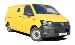 Gepanzerter Werttransporter auf Basis des Volkswagen Transporter
