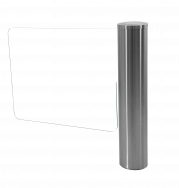 Glass Swing Gate