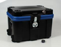 Hochsicherheits-Transportboxen - Transportsysteme mit pylocx von bwh - ATA zertifiziert.