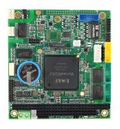 ICOP Technology stellt DM&P Vortex86 CPU basierten PC/104 SBC mit EtherCAT Support vor