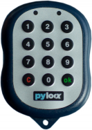 mobile Tastatur - pyKey
