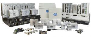 Netzwerkverbindungs- und Kommunikationslösungen für Sicherheit, Verkehrs- und Datennetzwerke