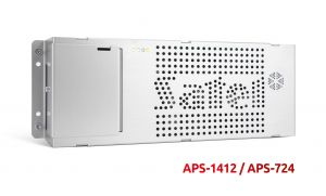 New high rating backup power supplies - APS-1412/APS-724