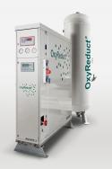 Neue kompakte OxyReduct® P-Line: Leistungsstarke und platzsparende Sauerstoffreduzierungsanlage