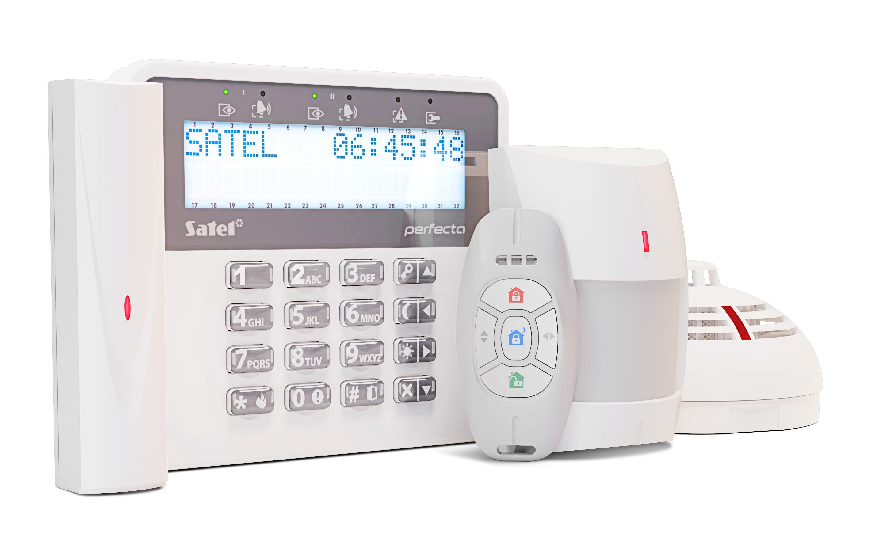 Exhibitor Satel Sp Z O Security Essen Dooropening Alarm Using Hall Sensor Electronics For You System Perfecta