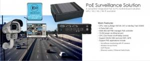 PoE Surveillance Embedded System
