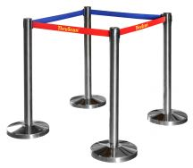 z ThruSCan QUEUE Barrier