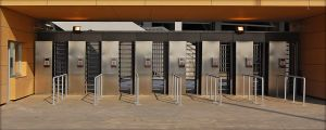 Rexon Full-Height Turnstiles & Full-Height Gates